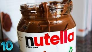 10 Cose Che Non Sai Sulla Nutella