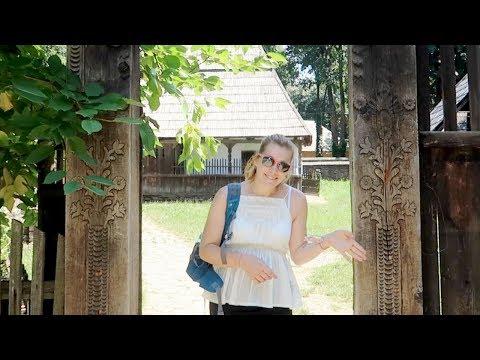 The Village Museum (Muzeul Satului) & Herăstrău Park Bucharest, Romania | Bucharest Travel Vlogs