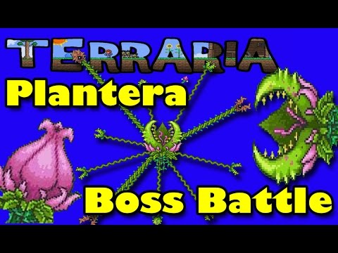 terraria boss guide the twins