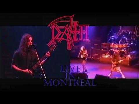 Death - Live In Montreal - 1995 - Full Show - 2 Cam Splitscreen