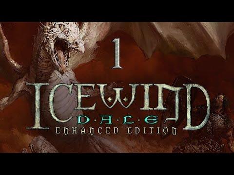 Прохождение Icewind Dale Enhanced edition - 1 часть