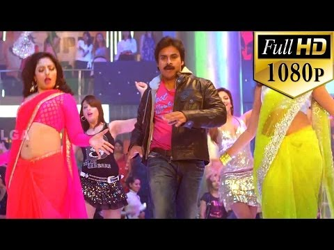 Attarrintiki Daaredi Songs || It's Time To Party - Pawan Kalyan, Samantha, Hamsa Nandini