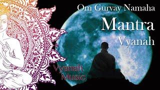 MANTRA-OM GURVAY NAMAHA-VYANAH