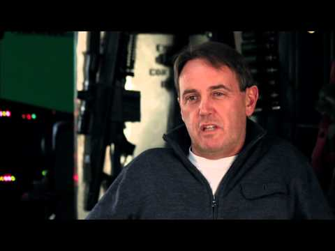 Kevin King-Templeton 'The Expendables 2' Interview! [HD]