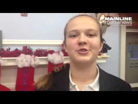 Lauren Gunn talks about her teachers at Rosemont School of the Holy Child