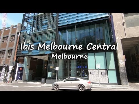 Ibis Melbourne Central Hotel Tour | Melbourne, Australia | Traveller Passport