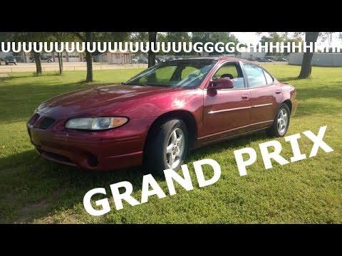 Car Quickies: 2001 Pontiac Grand Prix
