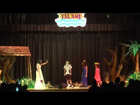 Ronald Reagan Academy Presents Once On This Island 2018