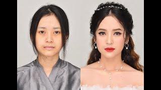 Snow White Bridal Makeup Look - Trang Điểm Cô Dâu Mùa Đông