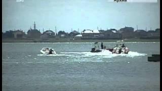 Смертельный заплыв  Женщина погибла под винтом моторной лодки