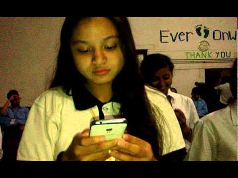 Aakriti's reaction to Flappy Bird !!!