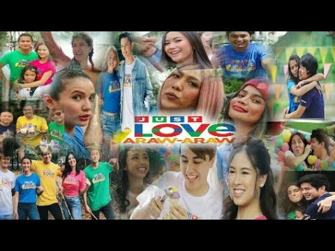 """ABS-CBN Official Summer Station ID 2018 """"Just Love Araw Araw"""""""