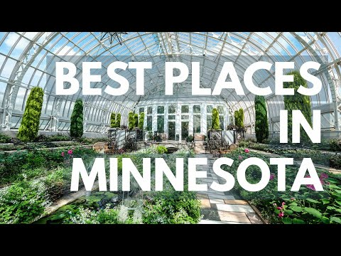 10 Best Travel Destinations in Minnesota USA