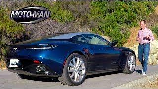 2018 Aston Martin DB11 V8 TECH REVIEW (1 of 2)