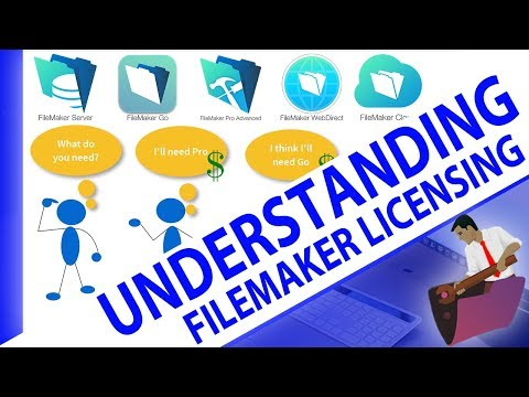 Understanding FileMaker's Licensing-User Connections-FileMaker Videos