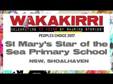 ST MARY STAR OF THE SEA PRIMARY SCHOOL  | Peoples Choice 2017 | NSW Shoalhaven | WAKAKIRRI