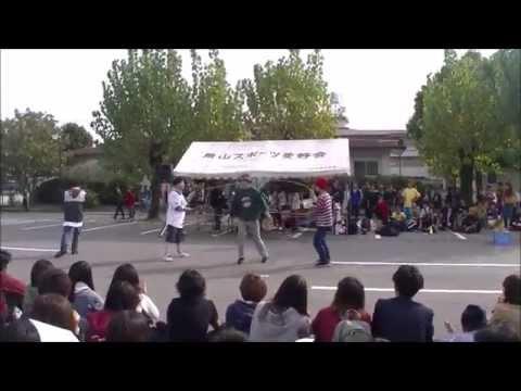 TPcrew 岡山大学津島祭2014 Jumping Cats