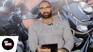 Ask Marvel: Dave Bautista