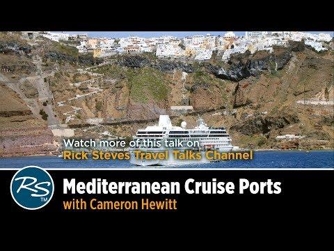 Mediterranean Cruise Ports: Strategizing Time in Port