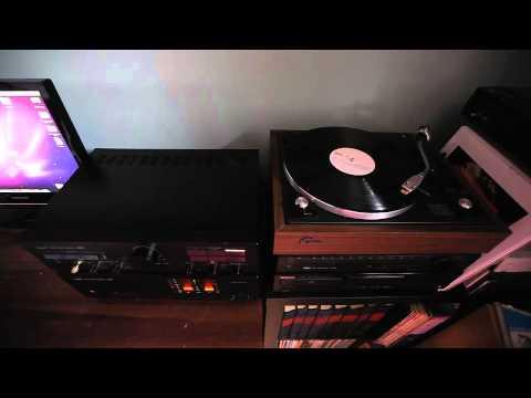 Sven Väth - Design Music (Si Begg S.I. Features Remix) - Sansui SR-212