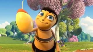 The Bee Movie trailer but with the Johnny Test whipcrack sound effect
