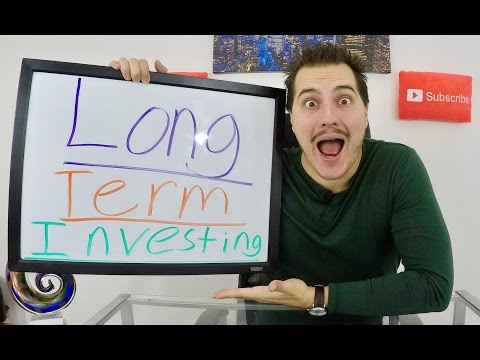Long Term Investing! Modern Day Long Term Investing Strategies