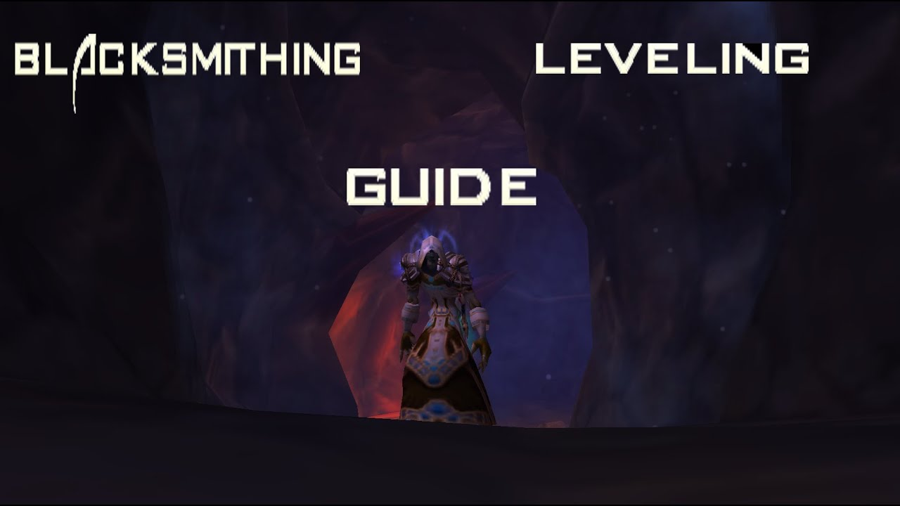 mists of pandaria blacksmithing level guide 1 600 youtube rh youtube com 1-110 Leveling Guide WoW WoW 1 90 Leveling Guide