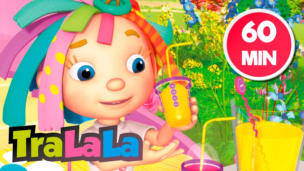 60 min Rosie și prietenii ei (Ep. 25-30) - Desene animate dublate în limba română | Tralala