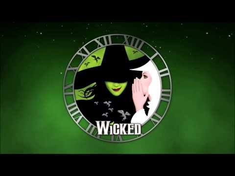 Wicked - No Good Deed (Male Version)