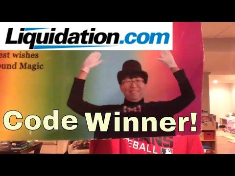 Liquidation.com Giveaway! Saturday Night Q&A