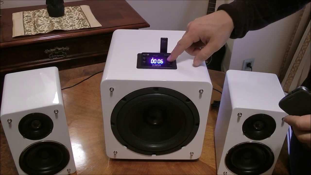 Taga Harmony Intone 2 1 High Fidelity Multimedia Audio