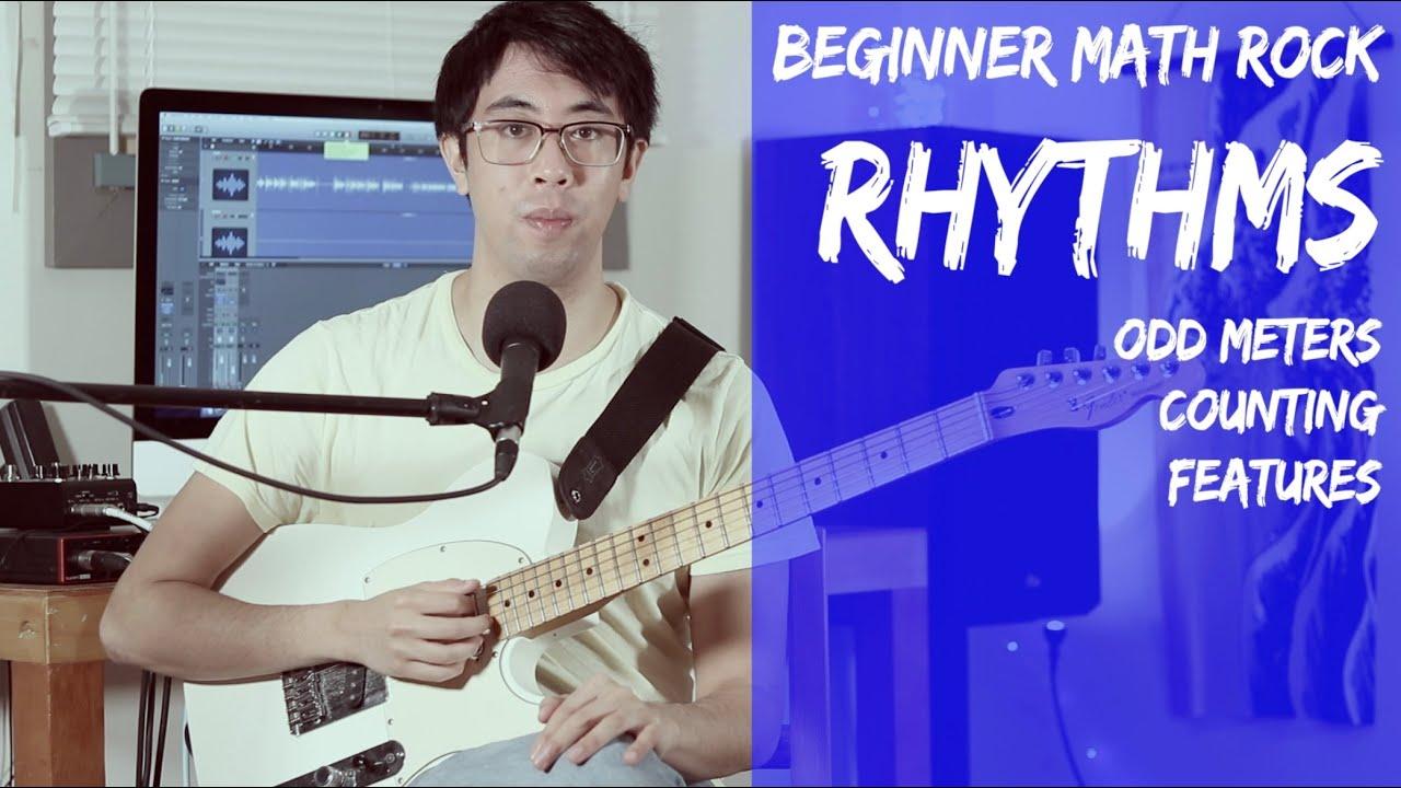Beginner Math Rock Rhythm In 1 Minute