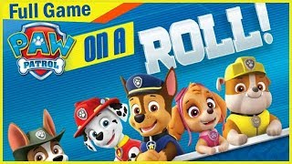 Paw Patrol On A Roll Paw - All Mission - Full Gameplay 3 Star Gameplay