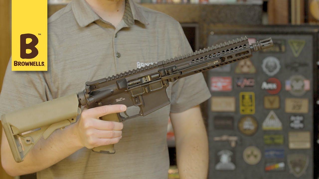 New Product: FoldAR Folding AR-15 Upper Receiver