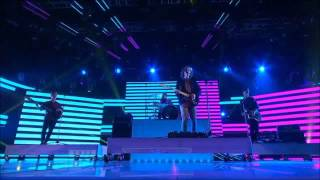 Stuss - Girls (The X Factor New Zealand 2015) [Live Show 1]