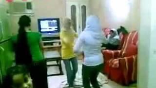 رقص محجبه 19