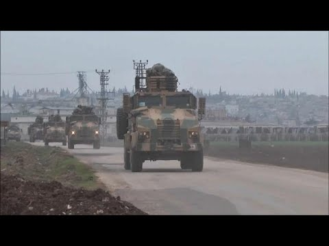 Turkey suffers losses in northern Syria