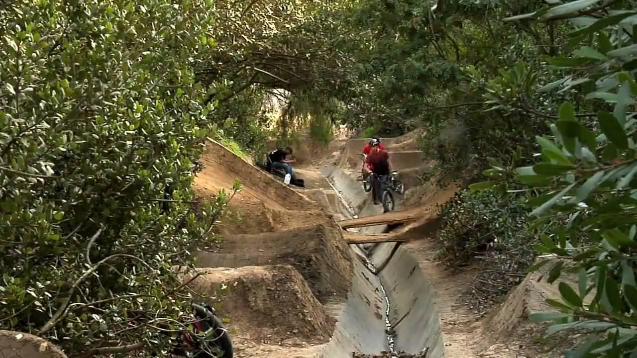 cadre bmx trail