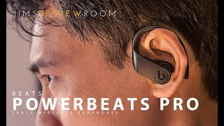 Beats Powerbeats Pro Truly Wireless Earphones - REVIEW