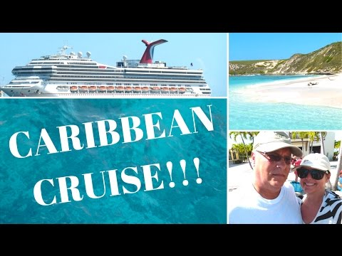 Our Caribbean Cruise~Carnival Valor