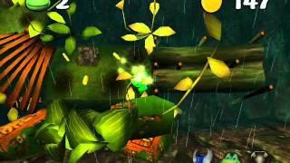 P.C.Game-Frogger (gameplay).