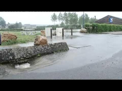 La météo pourrie du mois de mai en Poitou Charentes