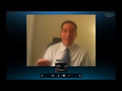 Glenn Greenwald Speaks Out