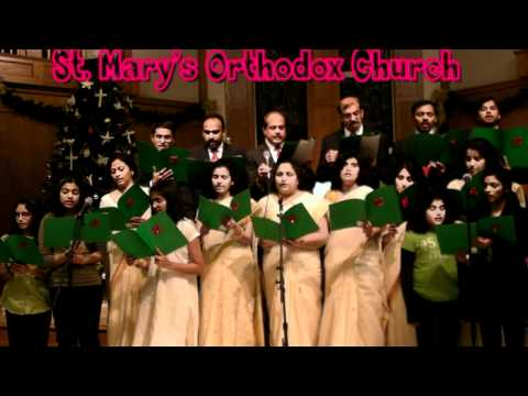 Kurunnu Paithale - St. Mary's Orthodox Church - 2011 St. Louis United Christmas Carol