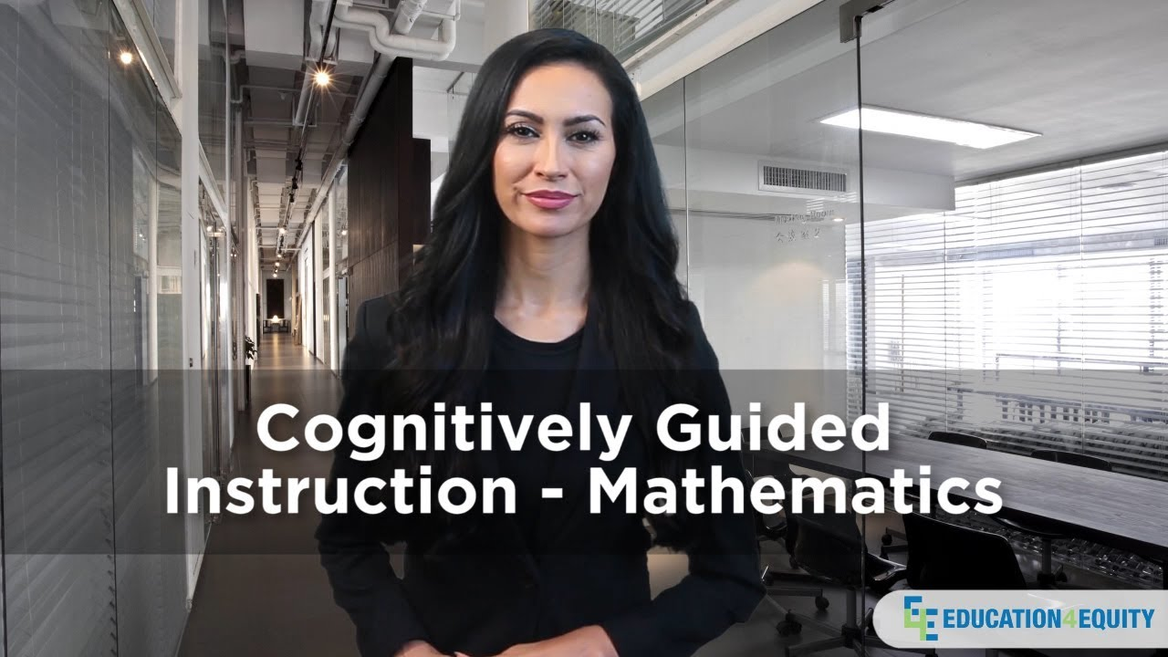 Cognitively Guided Instruction Math (1 Credit)