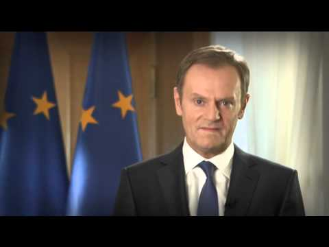 Video message by Donald Tusk, President of the European Council