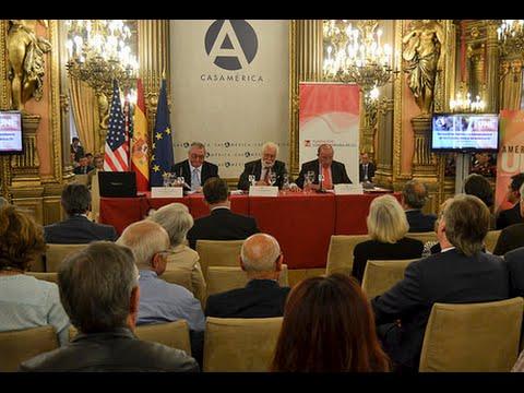Bernardo de Gálvez y la independencia de los Estados Unidos - Primera sesión académica