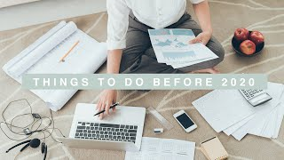 10 Things You Should Do Before The End Of The Year