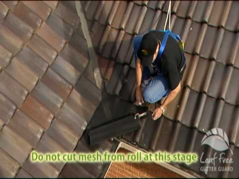 Tile Roof Valleys Vob Youtube