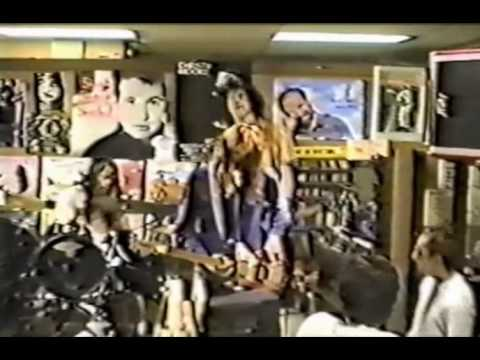 Nirvana 1989 06 23 Rhino Records Store Love Buzz